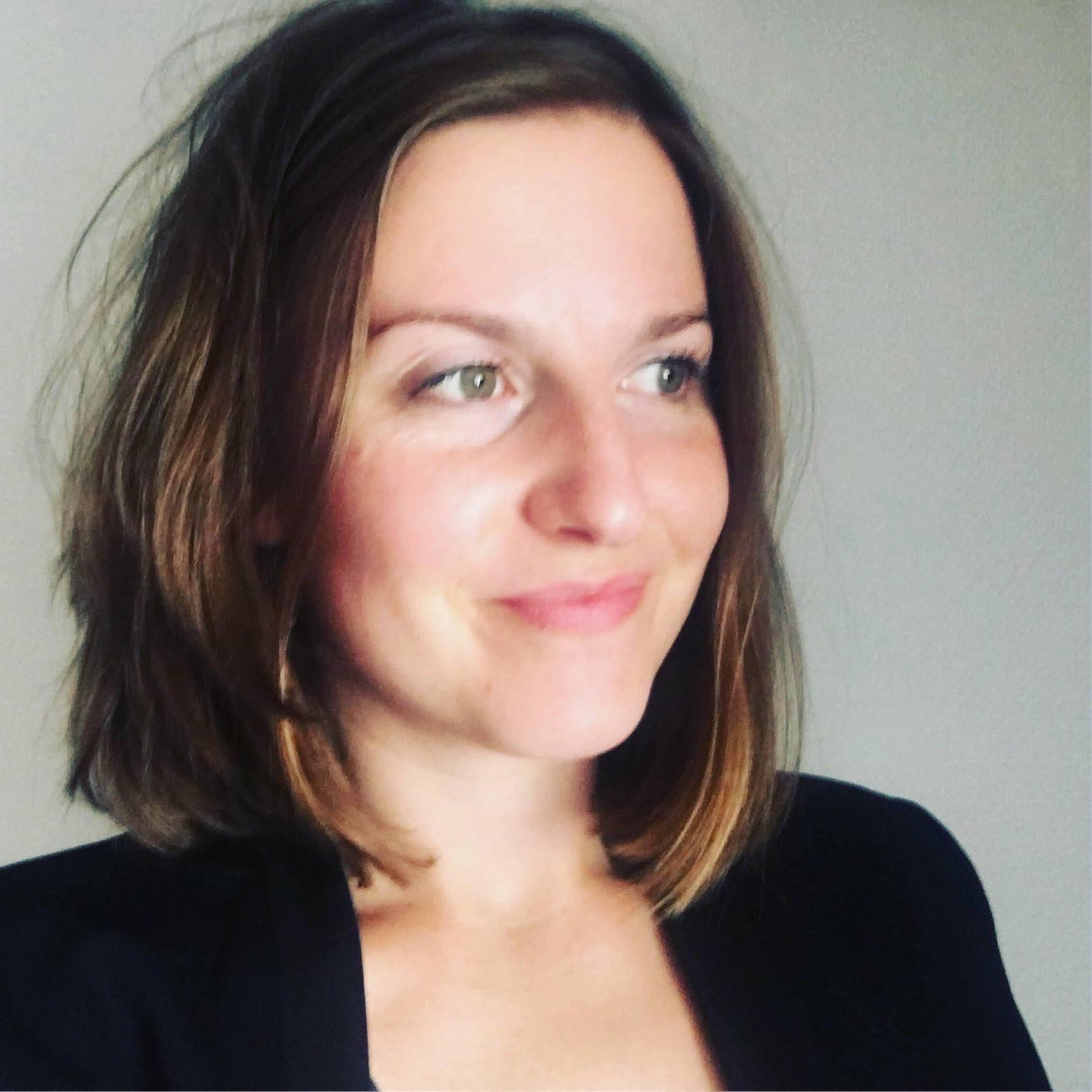 Portrait de Justine Ramage